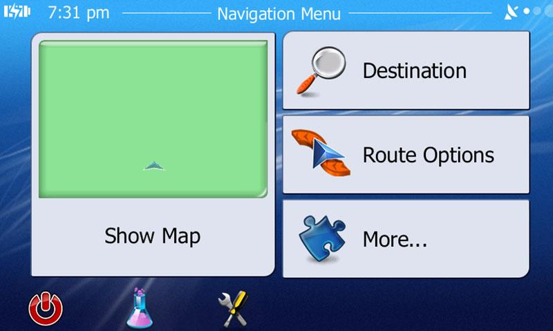 navigator navitel