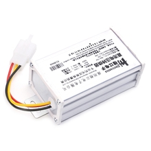 DC 36V 48V 72V To 12V 10A 120W Converter Adapter Transformer For E-bike Electric
