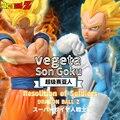 Аниме Dragon Ball Z Гоку Вегета Резолюции Солдат Фигурку Dragonball Фигурки Коллекция Модель Игрушки Brinquedos Juguetes