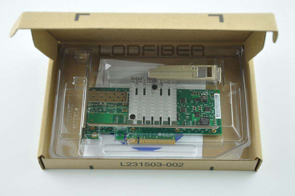 LODFIBER X520 DA1 E10G41BTDA OEM 10Gb Ethernet Converged Network Adapter