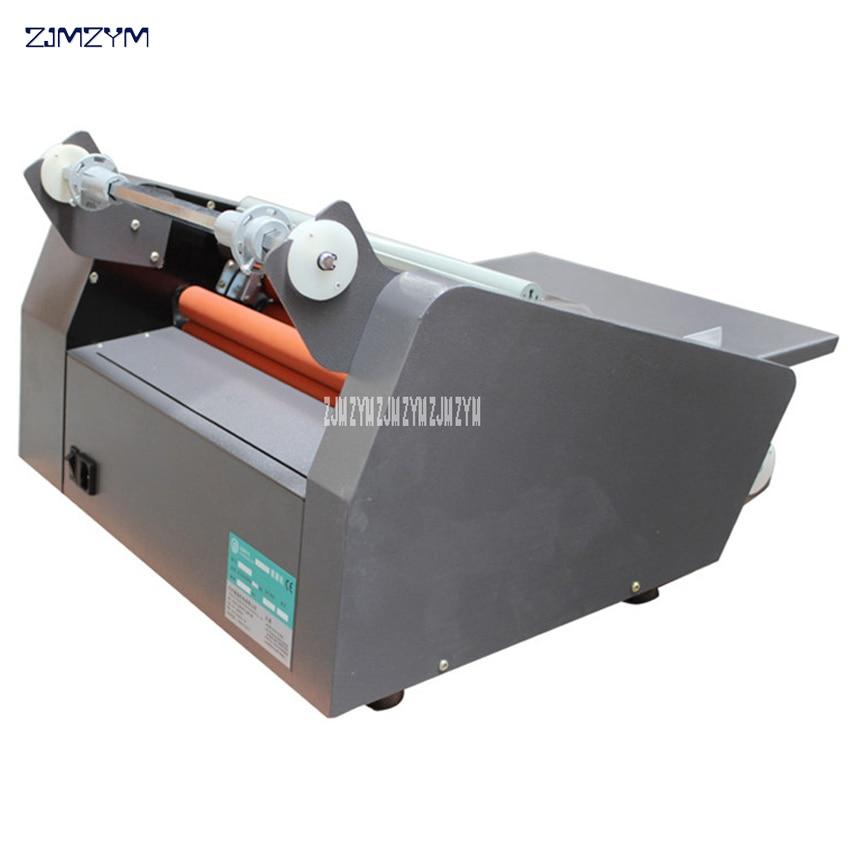 FM-380 popieriaus laminavimo mašina, studentų kortelė, darbuotojo - Biuro elektronika - Nuotrauka 4