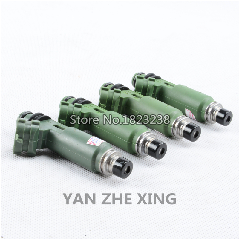 4 Stks/partij Injector Nozzle Oem: 23250-66010 23209-66010 Voor Toyota Land Cruiser 1999-2009 1 Fzfe Betrouwbare Prestaties