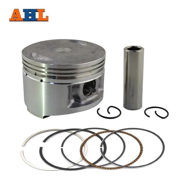 Ahl Standard 70mm Motorcycle Piston Piston Ring Kit For Yamaha