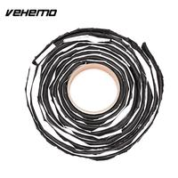 10MM Car Rubber Seal Strip 13FT Trim Headlight Door Window Auto Edge Moulding