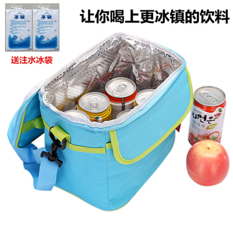 25*16*22CM lunch bag picnic bag pizza delivery bag