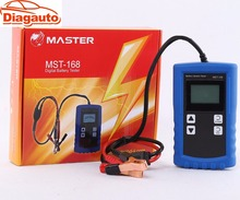 MST-168 Car Electric Circuit Tool  Portable 12V Digital Battery Analyzer