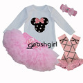 Baby Clothing Sets Minnie Carter Romper Tutu Skirt Set Bebe Kids Baby Birthday Gift for New Born Girls Clothes Set Party Outfits