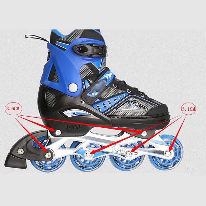 8 قطعة/الوحدة برو Slalom سيبا LIQ-9 التزلج تحمل سرعة تزلج الكرة تحمل زلاجات دوارة