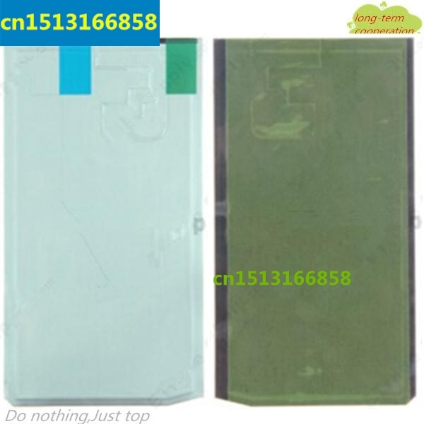 50 pieces/lot LCD Touch Screen Adhesive Sticker for Samsung Galaxy S5 SM-G900F G900 G900T
