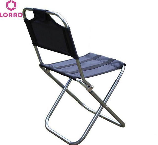 LOAAO Nova luz banho de sol respirável cadeira dobrável cadeira de pesca cadeiras de praia ao ar livre portátil churrasco piquenique festa cadeira de acampamento