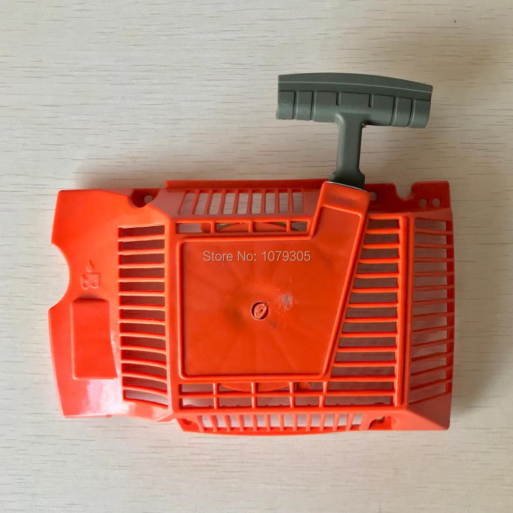 Pull Rewind Starter Start Assembly Fits for Husqvarna 61 268 272 272XP CHAINSAW Starter parts цена