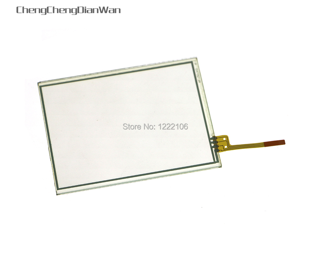 ChengChengDianWan High Quality New Touch Screen For NDS Display Game LCD Touch Repair Pars