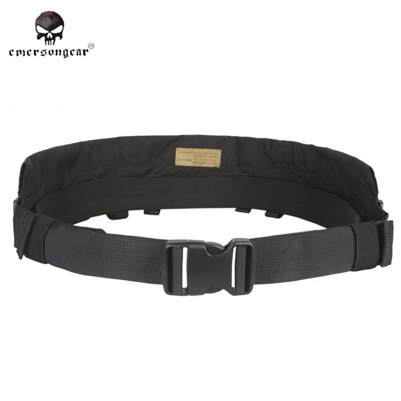 Emerson CP Style Modular Rigger's Belt Emersongear MRB Tactical Molle Hunting Gear Men Airsoft Combat Military Army Fans
