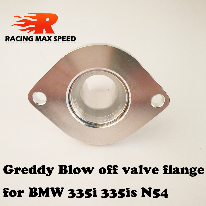 US $4 5 |Blow Off Valve RS RZ gredy bov flange for 335i 335is n54 engine  Turbo Performance Parts silver adp12 on Aliexpress com | Alibaba Group