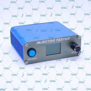 Image 4 - ERIKC CRI800 ve S60H yüksek basınçlı enjektör test cihazı kiti çok fonksiyonlu dizel USB enjektör test cihazı enjektör meme test cihazı