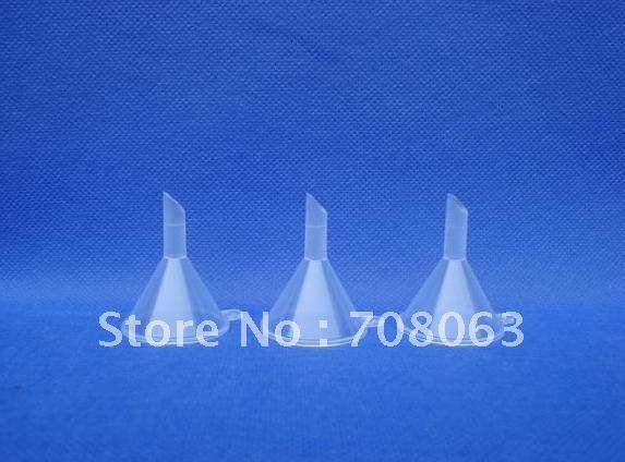 Free Shipping 50pcs/lot Eco-friendly mini plastic funnel, tundish, cosmetic tool