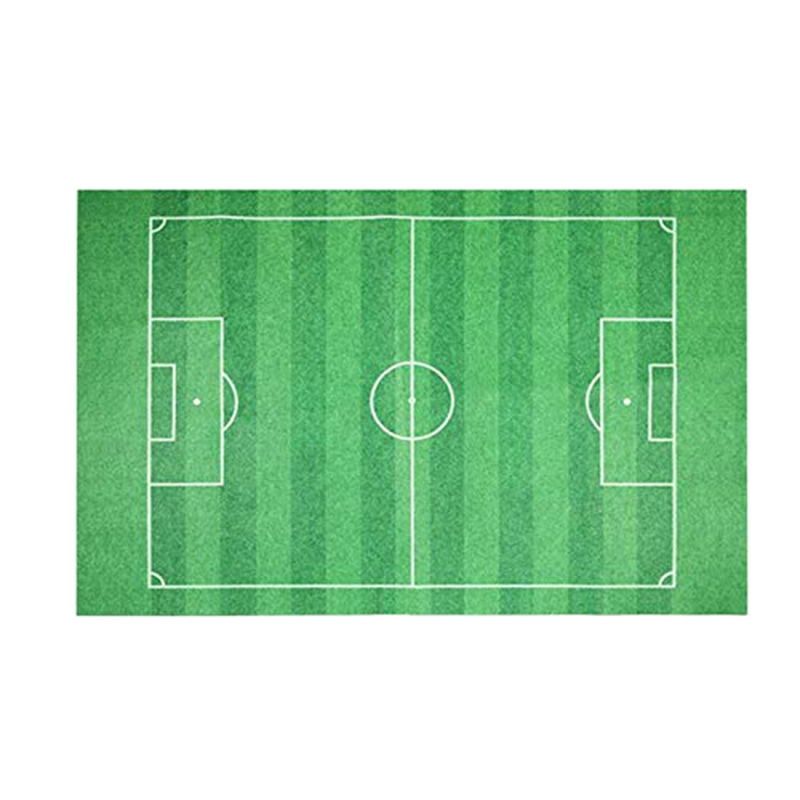 Children'S Football Carpet Toy Crawling Mat Interactive Entertainment Game Parent-Child Competition World Cup Mat
