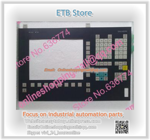Op010 Key Panel New