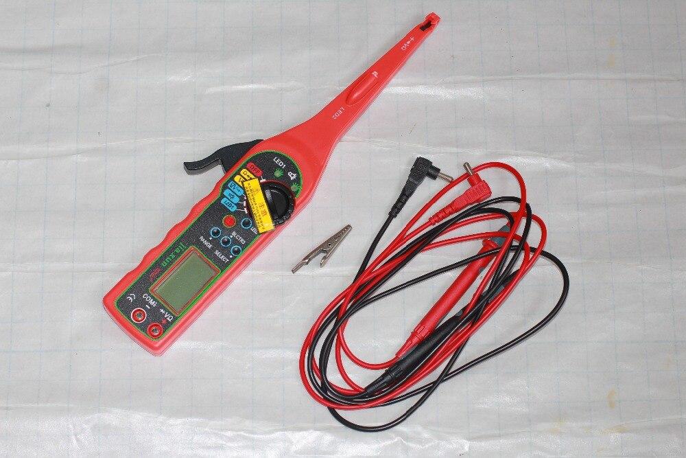 Electrical Meters Circuit Testers : Multi function auto circuit tester multimeter lamp