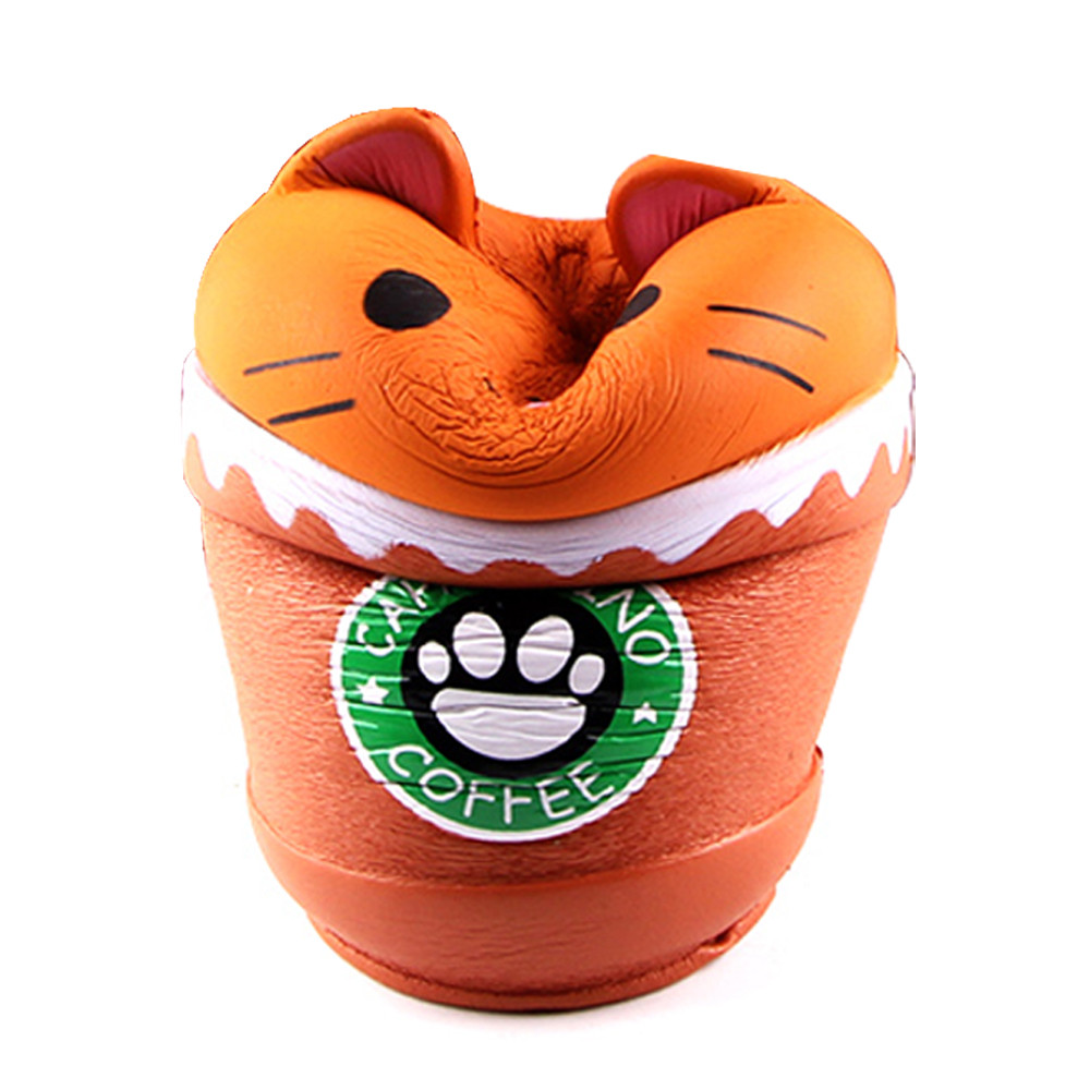 Novelty & Gag Toys Toys & Hobbies Usps 2019 Squishysquishies Emoji Super Slow Rising Fruits Scented Squeeze Stress Relief Toys Poopsie Slime Surprise