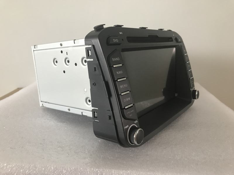 Android 9 0 Octa Core PX5 Fit KIA PICANTO MORNING 2011 2012 2013 2014 2015  Car DVD Player Navigation GPS 3G Radio
