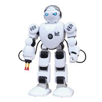 Intelligent Fighting Defentor Robot Children Singing Dancing Infrared Electronics Shooting RC Robot Boys Gift Action Figure