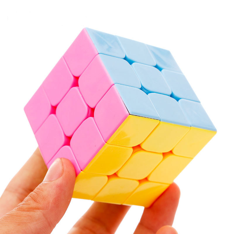 Professional color cube magic cube 3x3x3 neo cube toys for children educational toys