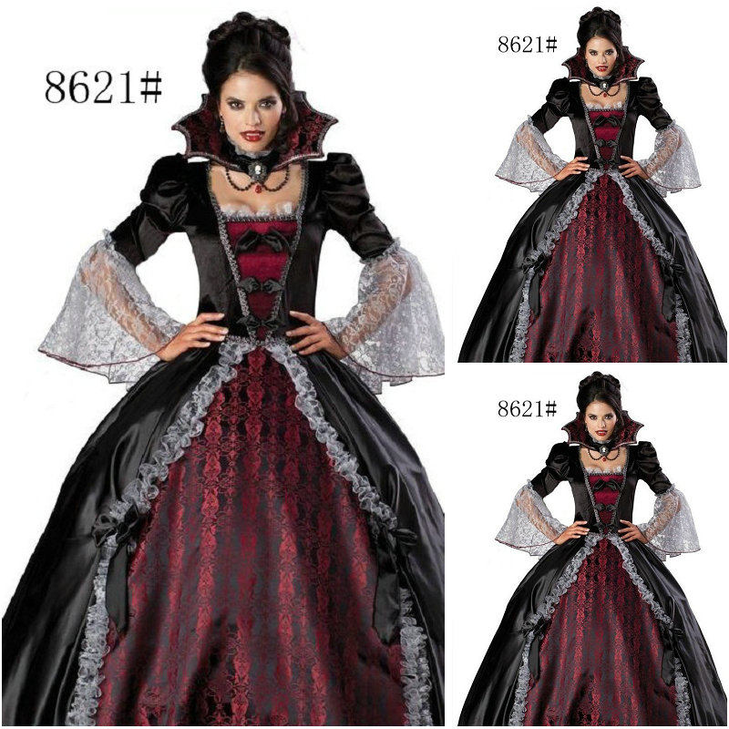 halloween cosplay costumes source history customer made black vintage costumes cosplay renaissance
