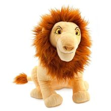 The Lion King Adult Simba Plush Toy Stuffed Animals 32cm Baby Kids Toys for Children Christmas Gifts