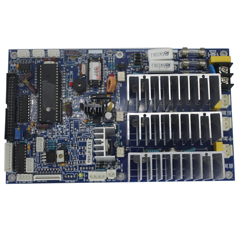 LCD Control Board For Crystaljet CJ-3000II Series Printers lcd board 52nn