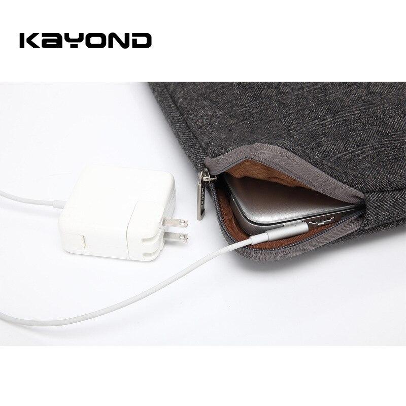 Kayond Nylon Business Laptop Sleeve Bag Bolso a prueba de arañazos - Accesorios para laptop - foto 6