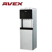 Кулер для воды с компрессорным охлаждением  AVEX H-68FSK