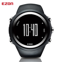 Hot Selling Male Sport Watch EZON T031A01 Outdoor Running GPS Timing Watch With Pedometer Calorie Counter