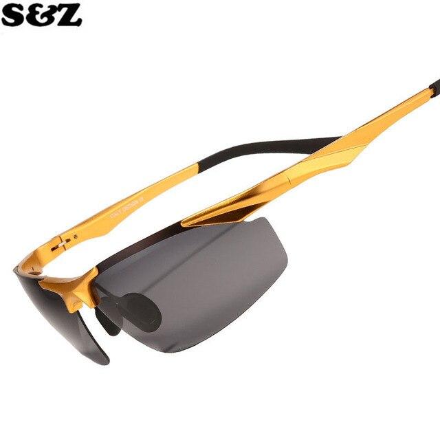 Venda quente Ebay Amazon Mulheres HD Espelho de Condução De Alumínio E  Magnésio Polarizada Óculos De 82a852a42a