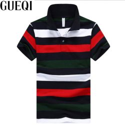 Gueqi color striped men polo shirts plus size m 4xl color patchwork breathable man cotton summer.jpg 250x250