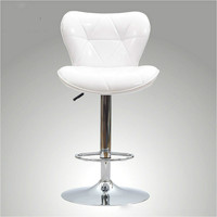 Lifting Rotary High Foot Bar Chair Casual Thickening Bar Leather Chair