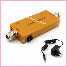 Mini FDD UMTS W CDMA 3G Repeater 2100MHz Cellular Signal Booster 3G WCDMA 2100Mhz repetidor Cell