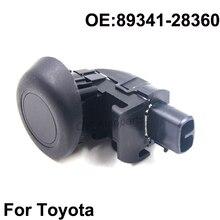 Free Shipping! 4 pcs/lot Car Reverse Parking Sensor PDC Sensor For Toyota OEM 89341-28360