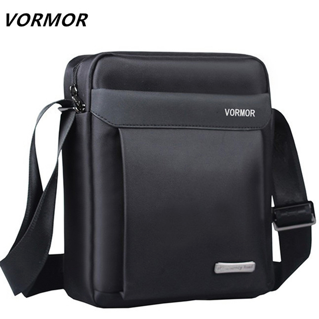 VORMOR Men bag 2018 fashion mens shoulder bags, high quality oxford casual messenger bag business men's travel bags 1