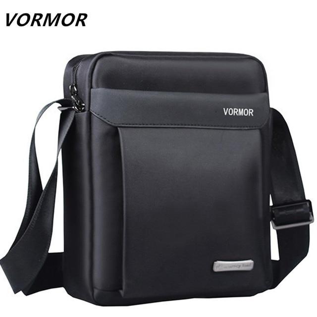 VORMOR Men bag 2018 fashion mens shoulder bags, high quality oxford casual messenger bag business men's travel bags 1