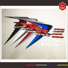motorcycle stickers and decals DIY For Suzuki GSXR GSX-R GSX R 600 750 K6 MOTO stickers a decal stickers 4 colors to choose from