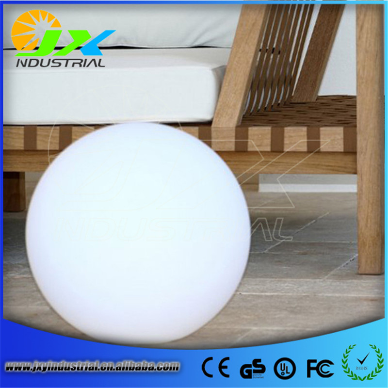 JXY 2pcs*Diameter15cm / DHL Free Shipping Rechargeble RGB 16 Colors LED Floating Ball Lamp
