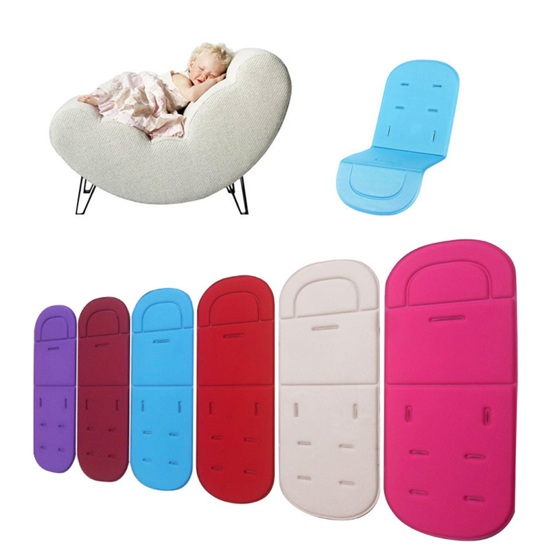 Baby Stroller Car Auto Breathable Seat Cushion Baby Carriage Soft Padded Pad