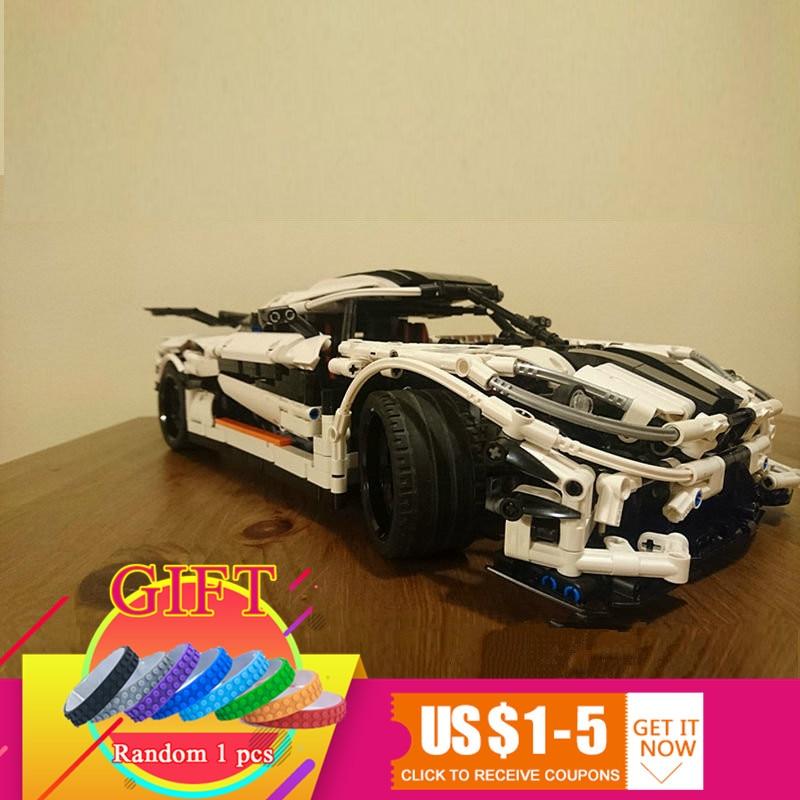 23002 3236Pcs Technical Series The MOC-4789 Changing Racing Car Set Children Educational Building Blocks Bricks Toys Model Lepin цена