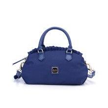 Laifu Марка из микрофибры нейлоновая сумка Водонепроницаемый Crossbody Для женщин Курьерские сумки женские Повседневное сумка модная(China)