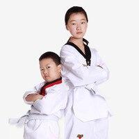 Groothandel katoen ademend junior uniform dobok kind volwassen mannen vrouwen wtf mooto tae kwon do karate taekwondo kleding printing