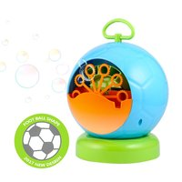 Portable Automatic Bubble Machine Bubble Blowing Soap Bubbles for Outdoor or Indoor Party Bubbles Maker Toy Gift Kids Fun