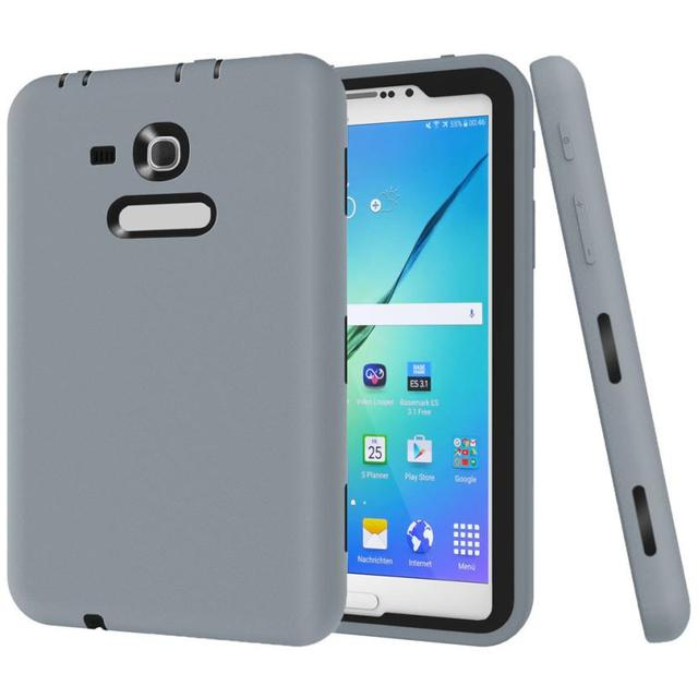 Superior Quality Shockproof Protective Case Cover For Samsung Galaxy Tab E Lite 7.0 SM-T113 Defender Feb23