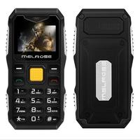 Melrose S10 long standby Big Voice Flashlight FM mini small size Rugged mobile Phone