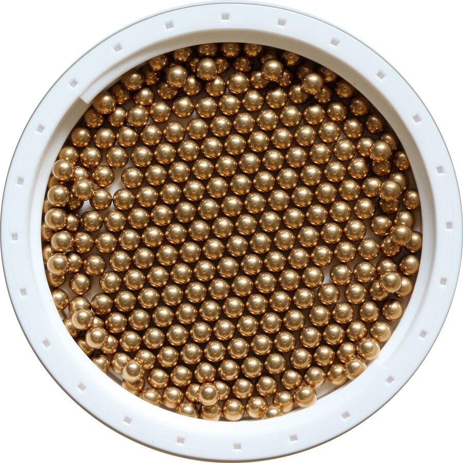 h62 Lager Ball Kostenloser Versand FöRderung Der Produktion Von KöRperflüSsigkeit Und Speichel Kreativ 2,8mm 200 Pcs Solide Messing